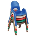 Value Stack Chair stack chair, childrens chair, plastic. chair