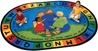 Jesus Loves the Little Children Rug KID$ Value PLUS