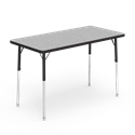 4000 Series Adjustable Activity Table - Rectangle adjustable, children table, activity table, classroom table