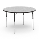"4000 Series Adjustable Activity Table - 48"" Round adjustable, children table, activity table, classroom table"