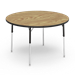 "4000 Series Adjustable Activity Table - 48"" Round - 4848R"