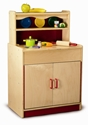 Preschool Hutch Cabinet -WB0710