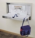 Clad Stainless Steel/Poly Changing Station - 100SSC-R / 100SSC-SM