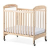 Serenity Fixed Side Clearview Crib - Next Generation