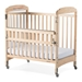 Next Generation Serenity Compact SafeReach Crib with Mirror End Natural  - 2543040