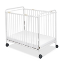 Chelsea Clearview Steel Crib
