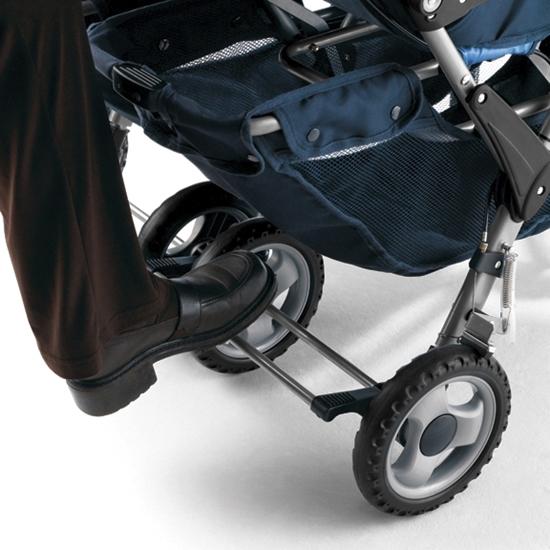 Foundations40 Nm Boquad 4 Passenger Stroller