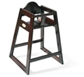 The Ultimate Food Service High Chair- Antique Cherry