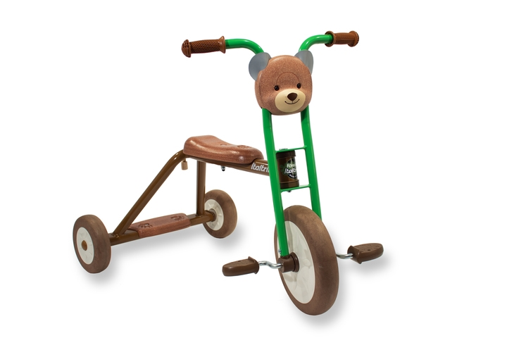 "Bear Large 14"" Tricycle - 9702 Italtrike Bear 9702 14"" Tricycle"