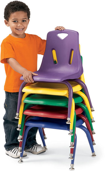 Berries Series Childrens Stack Chair